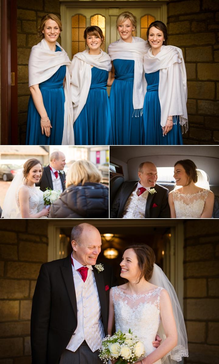 Wedding at Dungannon Presbyterian Church-1