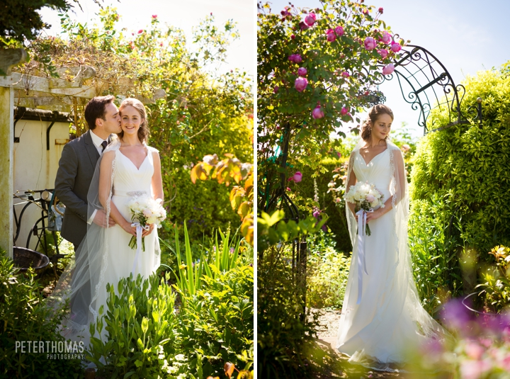 Improve your posture for your wedding day photos